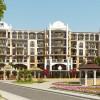 Luxury apartment complex on Sunny Beach