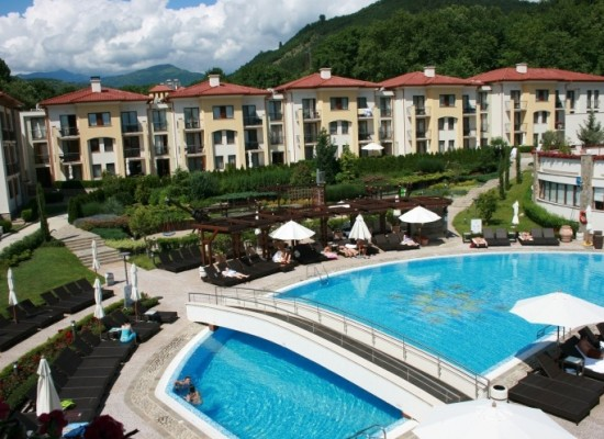 Apartments for sale in Park Hotel Pirin Sandanski