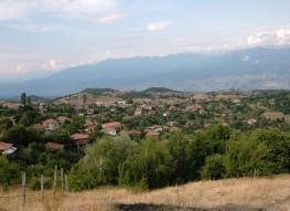 Grundstück mit herrlicher Aussicht in der Nähe von Sandanski
