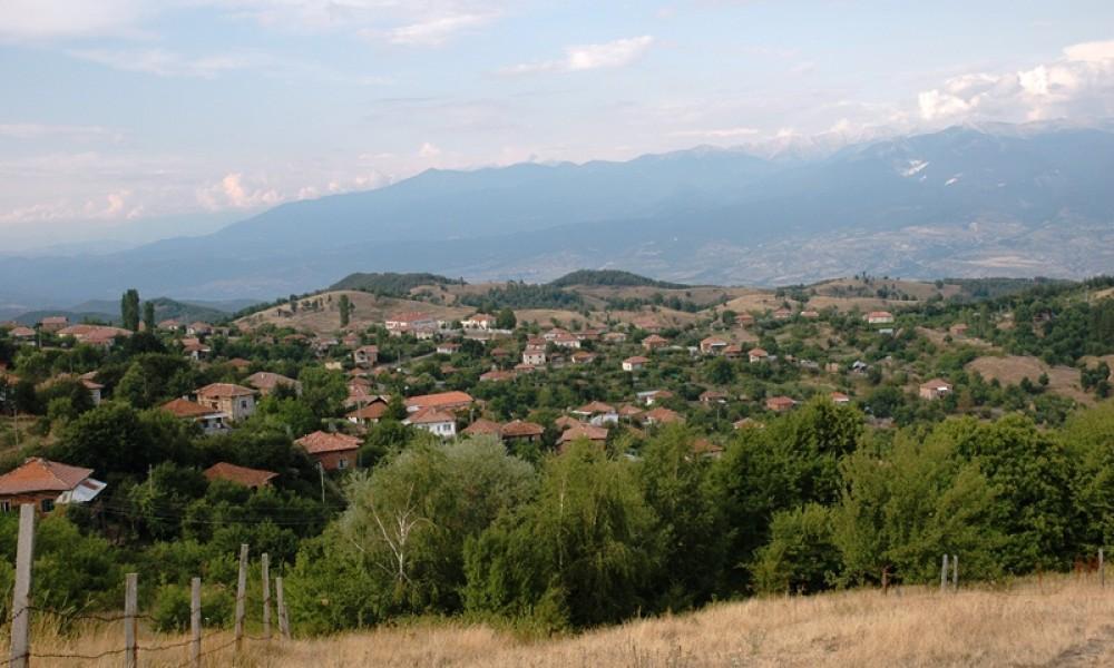 Plot of land with great view near Sandanski