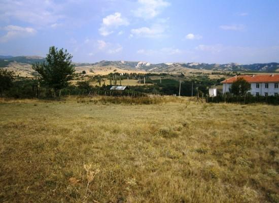 Building land for sale near Sandanski