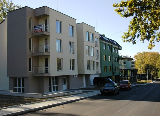 Two-bedroom apartment for sale in the park of Sandanski
