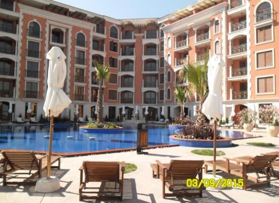 Luxury apartments in Ravda