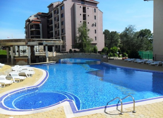2-bedrooms apartment in Sunny Beach Hills complex