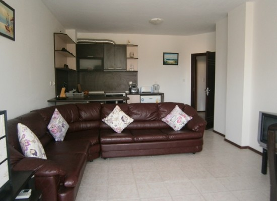 1-bedroom apartment for sale on Sunny beach