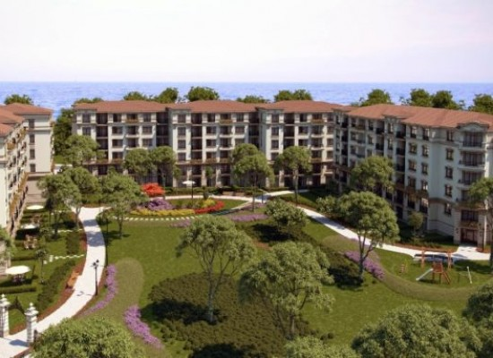 Appartementen in Pomorie