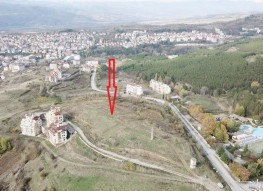 Plot for sale in Sandanski. New area of the town
