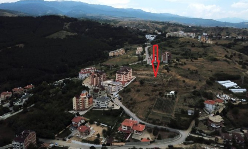 Building land in the VIP area of the town of Sandanski