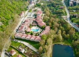 Appartement met twee slaapkamers te koop in Park Hotel Pirin