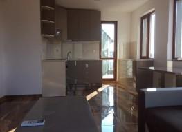 Nieuw appartement met 66 vierkante meter woonruimte direct tegenover het AQUASUN wellnesscentrum in Sandanski
