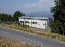 Industrial building for sale. Petrich municipality