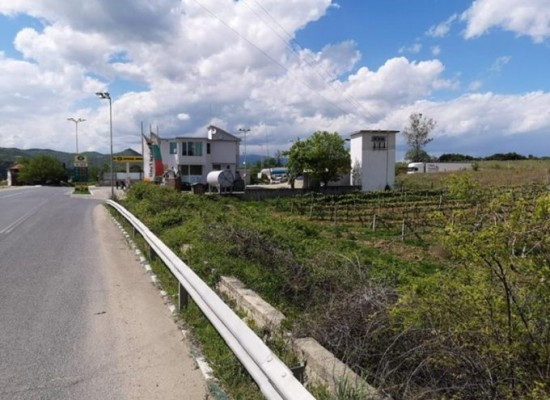 Land for sale on the main road , Sandanski