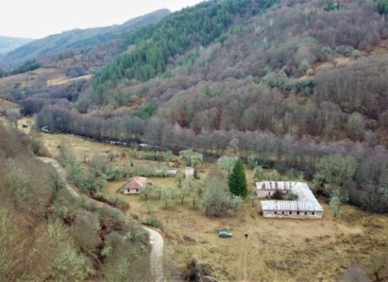Ex Military camp for sale in Sandanski area