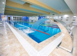 SPA Hotel with a mineral water for sale in Sandanski