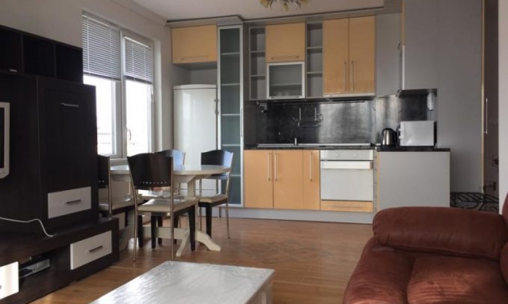 (Bulgarian) Продава двустаен апартамент в Сандански