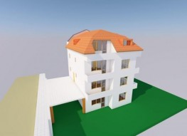 4 storey house for sale near Sandanski