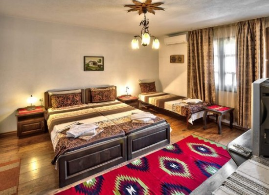 A working hotel for sale in the center of Sandanski