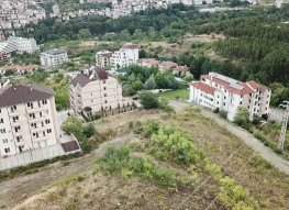 Building land with a great view for sale in Sandanski
