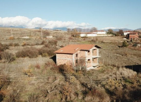 New house for sale in Melnik area, Sandanski municipality