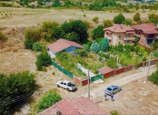 New house for sale in the village of Drakata, Strumyani municipality